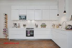 cuisine avec carrelage metro pour idees de deco de cuisine