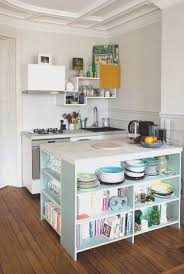 kitchen creative open cabinets kitchen decoration ideas