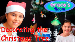 166 Best Grace Room Ideas by Decorating The Christmas Tree Grace U0027s Room Youtube