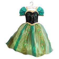 amazon com frozen dress up anna costume disney for girls kids
