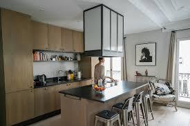 fabriquer hotte cuisine hotte décorative en métal et verre armé conception et réalisation
