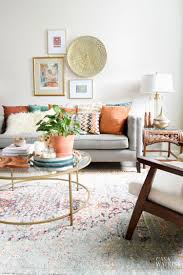 7 easy fall decorating ideas for the living room and entryway