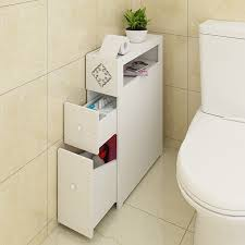 Narrow Cabinet Bathroom Usd 38 79 Bathroom Toilet Side Cabinet Waterproof Toilet Locker