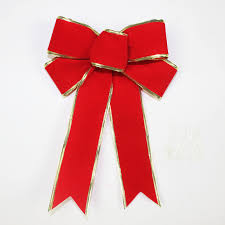 christmas ribbons large bow christmas ribbons bow for festival decoration christmas