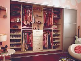 bedroom easyclosets prefab closet kits solid wood closet