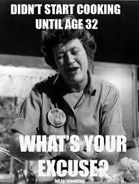 Julia Meme - remembering julia child on her 100th birthday tasty visual meme