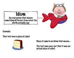 flying pigs figurative language