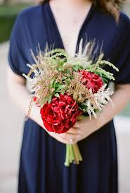 Wedding Flowers Fall Colors - seasonal bouquets for a fall wedding brides