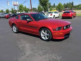 2009 Black Mustang Gt 2009 Ford Mustang Gt Premium In Spokane Valley Wa New Deal Used Cars
