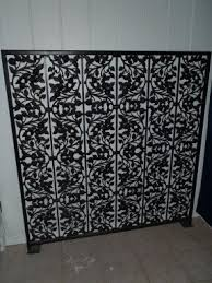 Black Wrought Iron Headboards by Wrought Iron Headboard Full Foter