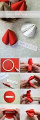 chinese new year diy fortune cookie favors evitegatherings