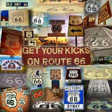 Original Route 66 Map by Road Trip Route 66 Cross Country Usa 2012 Defrees