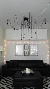 hängeleuchten wohnzimmer pendelleuchte bilder ideen couchstyle