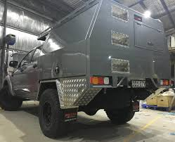 Land Cruiser Aluminium Canopy by Canopies Penny Industries