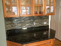 slate backsplash kitchen kitchen backsplashglass tile and slate mix kitchen backsplash