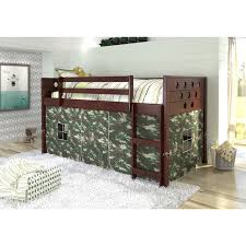 Cheap Twin Bed With Trundle Bedroom Loft Bed With Dresser Trundle Bed Twin Donco Kids