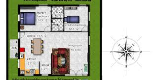 2 Bedroom House Plans In 1000 Sq Ft Impressive Design Ideas 12 House Plan For 1000 Sq Ft East Facing