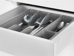 ikea high quality plastic partition storage rack tray kitchen