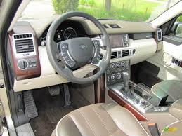 land rover white interior arabica brown ivory white interior 2010 land rover range rover hse