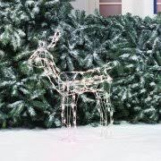 Christmas Outdoor Decorations At Walmart by Christmas Outdoor Decorations Walmart Com