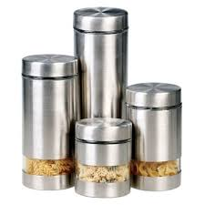 clear kitchen canisters glass kitchen canisters jars
