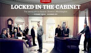 Barack Obama Cabinet Members Keep It Cut It
