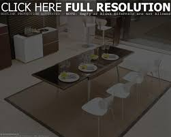 dining room amazing square dining room table with leaf modern