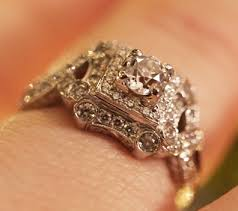 Antique Wedding Rings by Antique Engagement Rings Pricescope