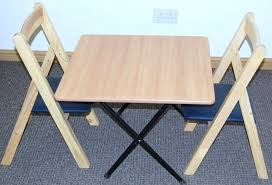 Folding Childrens Table And Chairs Folding Table And Chairs Chairs 6 C 27761 Pmap Info
