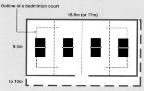 table tennis dimensions inches table tennis room size court and table dimensions