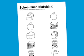worksheet wednesday time matching paging supermom