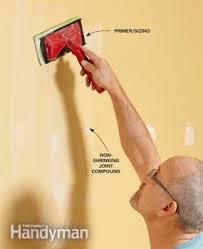 how to wallpaper family handyman