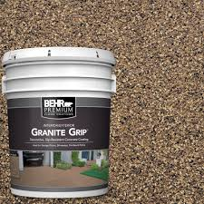 Decorative Stone Home Depot Behr Premium 5 Gal Gg 16 Baltic Stone Decorative Concrete Floor