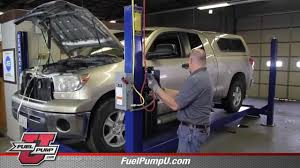 2007 toyota tundra filter how to install fuel assembly e8806m in a 2007 2014 toyota