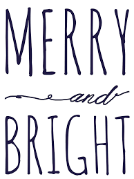 merry and bright free printable template fantastically free fonts