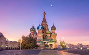 would you take your family on holiday to russia
