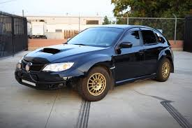 baja subaru impreza subaru wrx sti 2008 2014 pursuit baja bumper bash bar ambit wheels