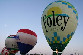 balloon delivery huntsville al foley s new high flying marketing tool debuts at 11th annual gulf
