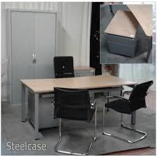 steelcase bureau bureau occasion steelcase caisson equip proequip pro