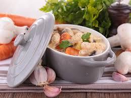 cuisiner la blanquette de veau blanquette de veau de la baronne recette de blanquette de veau de
