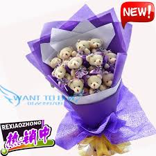 wedding gift malaysia teddy bouquet for wedding gift christmas gift gift