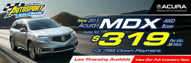 lexus of edison specials autosport acura of denville new and used cars in denville nj