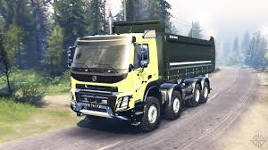 truck volvo 2014 volvo for spintires download for free