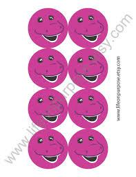Diy Barney Decorations Diy Free Barney Memory Game Justlovedesign Justlovedesign Blog