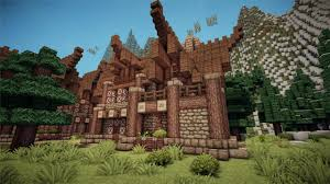 Nordic Style House Nordic House Download Creative Mode Minecraft Java Edition