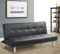 Click Clack Bed Settee Leather Futons Foter