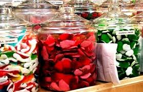 wholesale candy heritage hill jars w lids glass containers candy display