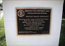 Resume Dorothy Parker Dorothy Parker Wikipedia
