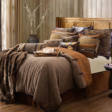 bedding breathtaking cabin bedding wooded river bear tjpg cabin