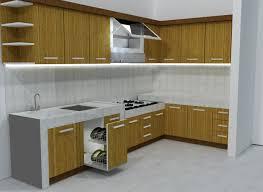 Modern Kitchen Set Fascinating Design Kitchen Set Minimalis Modern 90 In Modern